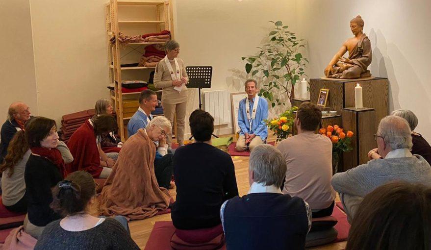 Conférences centre bouddhiste Triratna